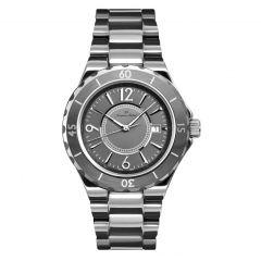 Titanium and Ceramic 5 ATM Jacques Michel Diver's Watch Style# JM-12098