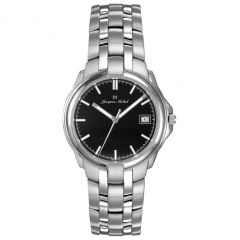 Stainless Steel Luminous Dial and Hands 10 ATM Watch by Jacques Michel Style# JM-12203