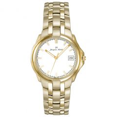 Stainless Steel Luminous Dial and Hands 10 ATM Watch by Jacques Michel Style# JM-12206