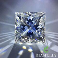 DIAMELIA SUPER IDEAL PRINCESS CUT