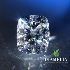 DIAMELIA® ELONGATED MODERN CUSHION CUT (EMC)